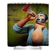 Dr. Jekyl And Mr. Hyde Shower Curtain