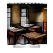 Draftsman - The Drafting Room Shower Curtain