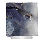 Drag Racing 12 Shower Curtain