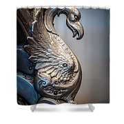 Dragon Right Shower Curtain