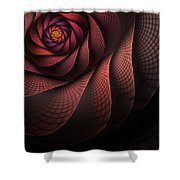 Dragonheart Shower Curtain