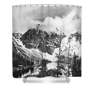 Dragon's Tail Shower Curtain