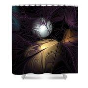 Dragonstone Shower Curtain