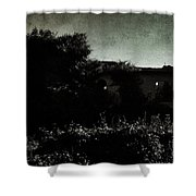 Drama House Shower Curtain