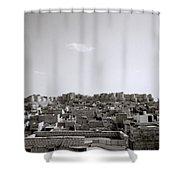 The City Of Jaisalmer Shower Curtain