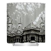The Jain Temples Shower Curtain