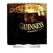 Draught  Shower Curtain
