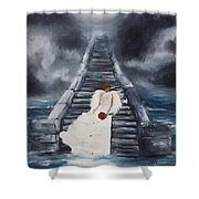 Dream Illusions Shower Curtain