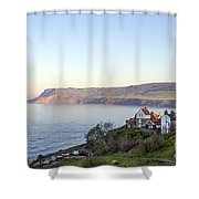 Dream In The Boundary Waters Shower Curtain