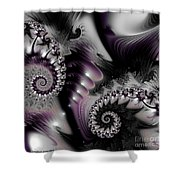 Dream Sequence 9 Shower Curtain