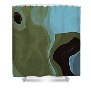Dream World #5 Shower Curtain