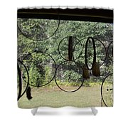 Dreamcatchers Shower Curtain