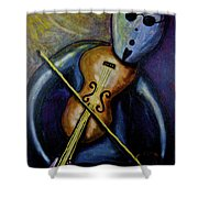 Dreamers 99-002 Shower Curtain