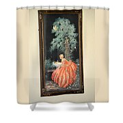 Dreaming By Marygold Shower Curtain