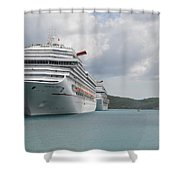 Dreaming Of Freedom Shower Curtain