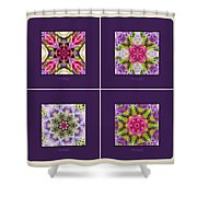 Dreaming Of My Garden Group 1 Shower Curtain