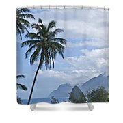 Dreaming Of Paradise Shower Curtain