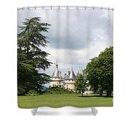Dreamlike - Chateau Chaumont Shower Curtain