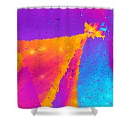 Dreams I'll Never See Shower Curtain