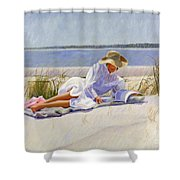 Dreams Of Fair Women I Shower Curtain