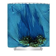 Dreams Of The Sea Shower Curtain
