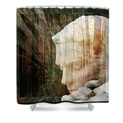 Of Lucid Dreams / Dreamscape 2 Shower Curtain