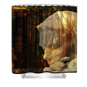 Of Lucid Dreams / Dreamscape 3 Shower Curtain