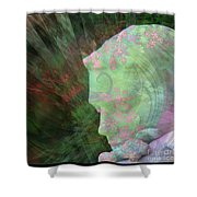 Of Lucid Dreams / Dreamscape 5 Shower Curtain