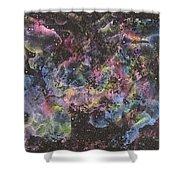 Dreamscape 5 Shower Curtain
