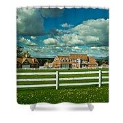 Dreamy Farmhouse Shower Curtain