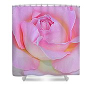 Dreamy Pink Shower Curtain