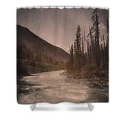 Dreamy River Shower Curtain