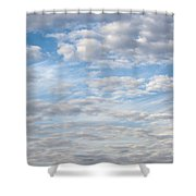 Dreamy Sky Shower Curtain