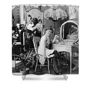 Dressing Room, C1900 Shower Curtain