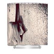 Drip Drip Shower Curtain