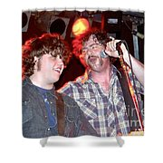 Drive By Truckers Shower Curtain