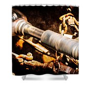 Drive Shaft - 1 Shower Curtain