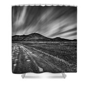 Drives You Wild Shower Curtain