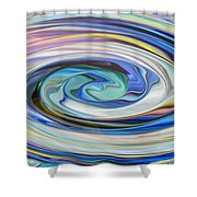 Drop In The Ocean Shower Curtain