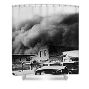 Drought, 1934 Shower Curtain
