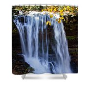 Dry Falls North Carolina Shower Curtain
