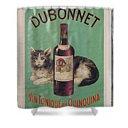 Dubonnet Wine Tonic Dsc05585 Shower Curtain