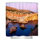Dubrovnik Shower Curtain