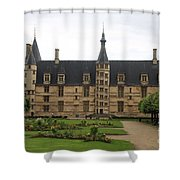 Ducal Palace Nevers Shower Curtain