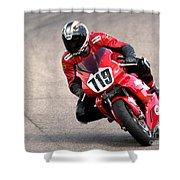 Ducati No. 719 Shower Curtain