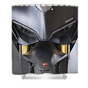 Ducati-unplugged V10 Shower Curtain