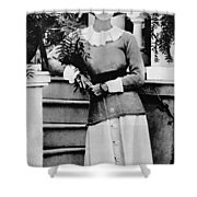 Duchess Of Windsor (1896-1986) Shower Curtain