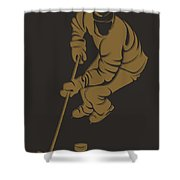 Ducks Shadow Player3 Shower Curtain