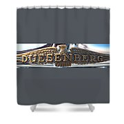 Duesenberg  Shower Curtain