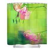 Duet - J052064173gr Shower Curtain